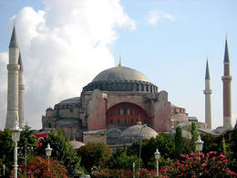Hagia Sophia. (Image supplied by the author)