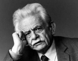 Elias Canetti (1905-1994). Immagine da: Inszenierung