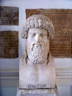 Platone (427-347 a.C.). Immagine da: Wikimedia
