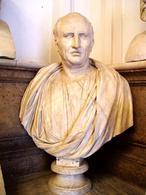 Marco Tullio Cicerone (106-43 a.c.). Immagine da:  Wikimedia