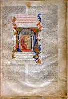 Dal Codice del Secolo XV, Biblioteca Comunale Guarneriana, San Daniele del Friuli