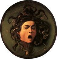 Caravaggio, Medusa. Fonte: Wikipedia