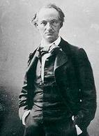 Charles Baudelaire. Fonte:  Wikipedia