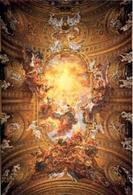 Mondi altri nell'arte, Andrea Pozzo, Trionfo di Sant'Ignazio di Loyola. Fonte: Forumlibri.com.