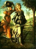 Botticelli, Giuditta ed Oloferne. Fonte:  Baroque