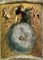 Raffaello Stanza della Segnatura: l Astrologia. Fonte:  Artinvest2000