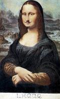 Duchamp, La Gioconda. Fonte: La Giostra