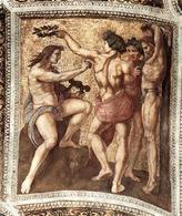 Raffaello: Apollo e Marsia. Fonte: Wikipedia