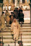 Lawrence Alma Tadema, Il Trionfo di Tito. Fonte:  Wikipedia