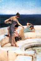 Lawrence Alma Tadema, I preferiti d'argento. Fonte:  Wikipedia