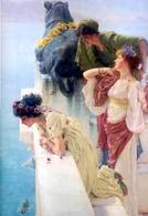 Lawrence Alma Tadema, La cognizione del successo. Fonte:  Wikipedia