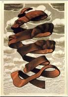 M. C. Escher, Corteccia. Fonte:  Kainos