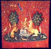 Vista dal ciclo La Dame à la Liocorne (1484 – 1500), Musée National du Moyen Age, Parigi. Fonte:  Nazione Indiana