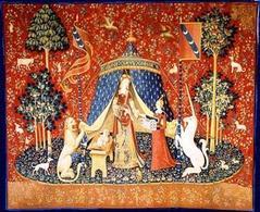 Desiderio dal ciclo La Dame à la Liocorne (1484 – 1500), Musée National du Moyen Age, Parigi. Fonte:  Nazione Indiana