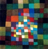 Klee, Nel deserto. Fonte: Pintura