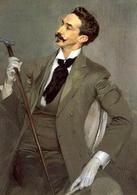 Robert de Montesquieu – modello di Charlus, personaggio  della Recherche di Proust. Fonte: Wikipedia