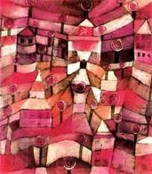 Paul Klee, Giardino di Rose. Fonte: Pintura