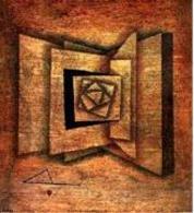 Klee Libro aperto. Fonte: Pintura