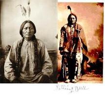 Sitting Bull, Toro seduto. Fonte: Wikipedia