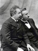 I fratelli Lumiere. Fonte: Wikipedia