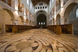 Notre Dame de Saint Remy – Labirinto. Fonte: Wikipedia