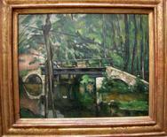 Cezanne. Fonte: immagine personale