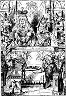 Alice nel paese delle meraviglie (Lewis Carroll, 1a ed., disegni di Mervyn Peake). Fonte: Gutenberg.org
