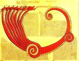 Immagine da codice miniato. Fonte: Santiebeati.it