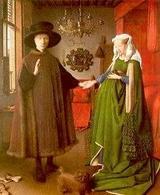 Van Eick, Ritratto dei coniugi Arnolfini. Fonte: Wikipedia