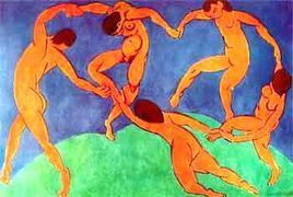 Matisse, La danza. Fonte: Caffè Europa.it