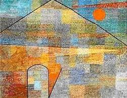 Paul Klee, Ad Parnassum 1932. Fonte: Differnet.com
