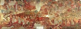 Buffalmacco, Trionfo della morte. Fonte: Wikipedia