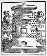 La monade agisce come l'atanor dell'alchimia, condensa il tutto in uno spazio limitato. Fonte: Gnosi.it