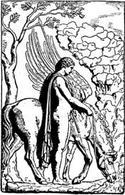Pegaso. Fonte: Wikipedia