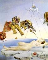 Salvador Dalì, Simboli in immagini il silenzio infranto. Fonte: WindoWeb