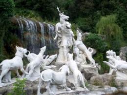 Caserta Reggia Diana e Atteone. Fonte:  Rete Comuni Italiani