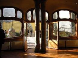 Casa Batllò, Interno: Salo principal.Fonte: immagine personale.