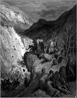 Gustave Doré, Battaglia. Fonte:  Wikipedia
