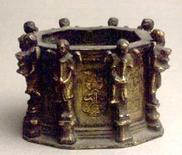 Collezione De Ciccio, Museo di Capodimonte, immagine realizzata dal prof. Ermanno Guida.
