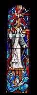 Vetri come luce e figura dell'ombra. Fonte: Basilica Cateriniana