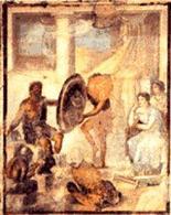 Lo scudo di Achille. Fonte: Giornale di Confine.net