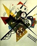Kandinsky – White. Fonte: Wikipedia