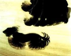G. Balla, Dinamismo di un cane al guinzaglio. Fonte: Wikipedia