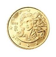 Particolare della Nascita di Venere nella moneta da 10 cent di euro. Fonte: Wikipedia