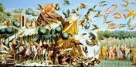 Buffalmacco, Il Trionfo della morte, Cimitero di Pisa.