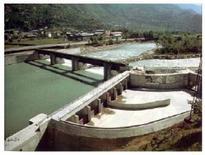 Opere di derivazione da un corso d'acqua