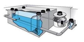 EURO MEC, impianti prefabbricati depurazione acque. Serie IPP/AM