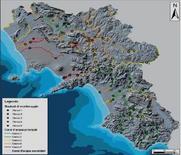 Stato Ambientale dei Corsi d'Acqua (ARPAC, 2007)