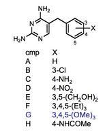 Elenco di composti attivi come antibatterici.