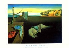 Salvador Dalì – Gli orologi molli: la persistenza della memoria